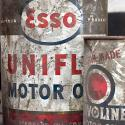 Esso - photograph by Sarah R. Bloom